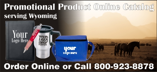 Promotional Products Wyoming